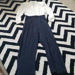 RJ Steven's vintage jumpsuit 80s 90s